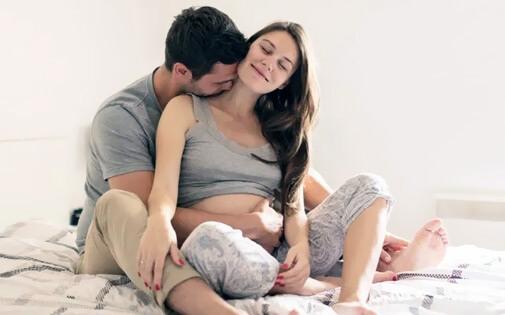 Hamilelikte Cinsel İlişki Pozisyonları